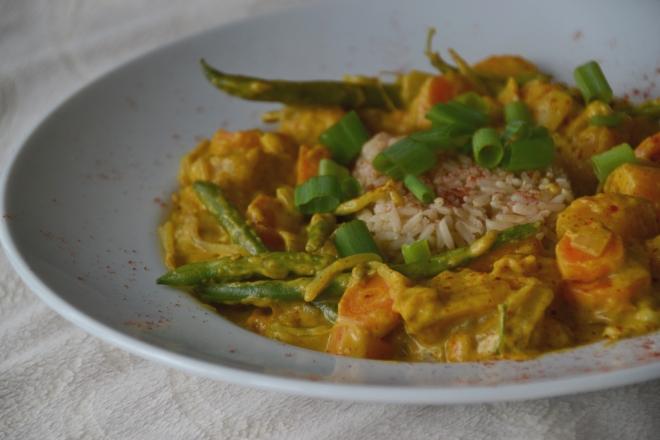 kürbis curry 4
